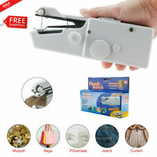 Smart Electric Tailor Stitch Hand-held Sewing Machine Mini Home Travel Portabl