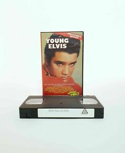 Young Elvis Collectors Edition VHS Movie Documentary Rare Interview Performances