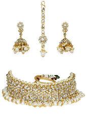 Various Styles /& Colours in UK Mens Mughal Wedding Kundan Haar Premium Necklace