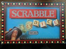 SCRABBLE DICE spears games 1990