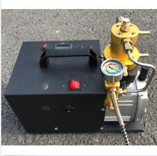 NEW High Pressure Electric Pump PCP Air Compressor for Paintball Air Rifles 220v