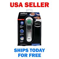 IN HAND Braun No Touch Forehead Digital Thermometer NTF3000US - USA SELLER