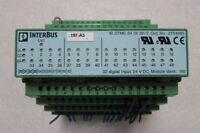 1PC USED Phoenix module IB STME 24 DI 32/2