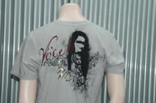 Ve'cel S/S Tattoo T-Shirt Gray Vecel Tee RARE!  Chester Bennington $65 L