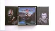 God of War PS4 Press Kit - God of War Press Kit Media Sony PlayStation 4 Rare.