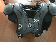 """XTECH Used Football Adult Shoulder Pad for Skill Player, Extra Large 20""""-21"""" SK"""