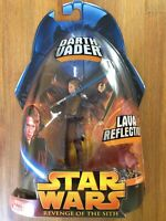 Star Wars Revenge of the Sith Lava Reflection Anakin Skywalker DARTH VADER New
