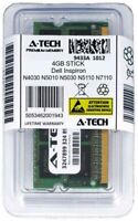 4GB SODIMM Memory RAM for DELL INSPIRON N4030 N5010 N5030 N5110 N7110 Q15R Q17R