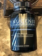 NUGENIX ULTRA TESTOSTERONE BOOSTER 90 TABS🔥🔥L👀K HERE!! FREE SHIPPING!!!🔥🔥🔥
