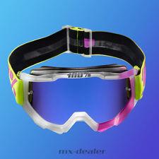 100% porciento ACCURI extra de espejo Motocross MX Cruz Gafas tootaloo BMX DH