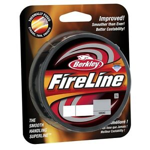 Berkley fireline fused original 125 yards fishing line 20lb BFLFS20-42