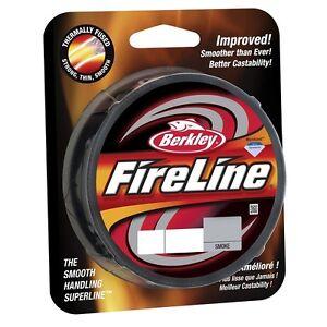 Berkley fireline fused original 125 yards fishing line 20lb BFLFS20-42
