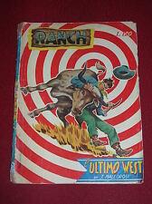 ROMANZO  RANCH   N°28  -  ED.  DARDO  1953
