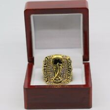 2014 Germany FIFA World Cup Championship Ring from USA SIZE 10.50 W/DISPLAY BOX