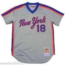 New York Mets 1987 Jersey Darryl Strawberry Men's Size 56 3XL Brand New