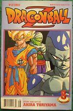 VIZ COMICS..DRAGONBALL Z PART 5 #8 SPECIAL MANGA EDITION AKIRA TORIYAMA 80 PAGES