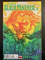 RISE of the BLACK PANTHER #5 (2018 MARVEL Comics) ~ VF/NM Comic Book