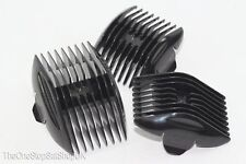 Panasonic Comb Attachment Set  3-4mm, 6-9mm, 12-15mm For ER1610, ER1611, ERGP80