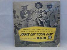 Various – Annie Get Your Gun (Original Soundtrack) MGM-CD-1