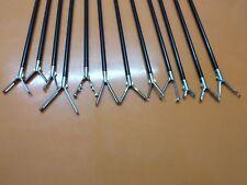 Laparoscopic Grasper , Dissector Forceps Inserts Laparoscopy Instruments Set 5mm