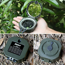 Eyeskey Green Pocket Transit M2Compass for Civil Engineer Mining Explorations US