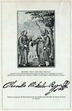 Michele Pezza detto Fra Diavolo: Brigante,Capomassa,Colonnello di fanteria.1901