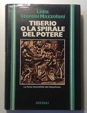 Tiberio Storoni Mazzolani Rizzoli 1981