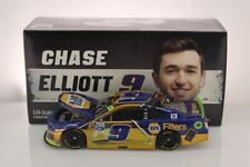 CHASE ELLIOTT #9 2019 NAPA FILTERS COLOR CHROME 1/24 SCALE IN STOCK FREE SHIP