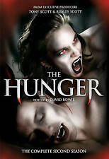 The Hunger - Season 2, New DVD, David Bowie,
