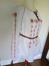 Traditional 'Ia' Blouse, crafted in Romania