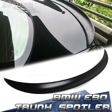 BMW E90 3-SERIE PERFORMANCE LOW KICK TRUNK BOOT SPOILER WING 2011 323i 316d 335d