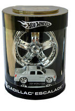 2005 Hot Wheels tis TIS01 Cadillac Escalade White