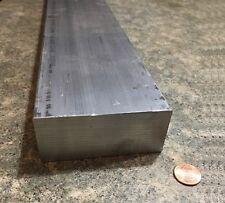 "6061 T651 Aluminum Bar, 1 1/2"" Thick x 3.0"" Wide x 36"" Length, 1 pcs"