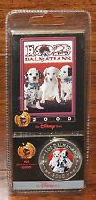 Walt Disney's 102 Dalmatians Decades Coin 2000 The Millennium *BRAND NEW*