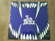 "FUR BIBLE(GUN CLUB)-PLUNDER THE TOMBS 12""(NEW ROSE)"