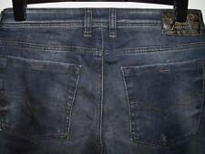 Diesel zathan bootcut jeans wash R833F stretch W32 L32 (a3022)