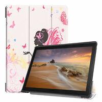 Cover für Lenovo Tab E10 TB-X104F Tablethülle Smart Case Sleep/Wake Tasche Slim
