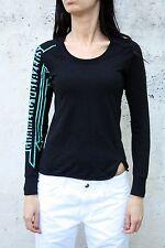 Levis Engineered gramercy blazers Top Jumper Black Irregular shape Cotton XS FAB