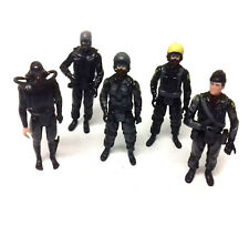 """Vintage 80's Palitoy GI JOE ACTION FORCE SAS Soldiers 3.75"""" toy figure lot"""