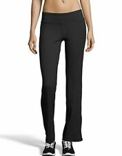 Hanes Sport Women's Performance Pants Cool DRI Comfort Open bottom Comfort Flat