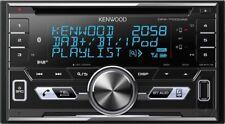 Kenwood Autoradio DPX7100DAB mit  DAB+ - Antenne, USB, AUX, Bluetooth