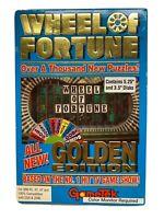 "Wheel of Fortune Golden Edition (PC, 1989) GAMETEK Windows PC Game 5.25"" & 3.5"""