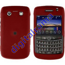 Silicone Case Bulk Red/Red for Blackberry 9700 Bold/9020 Onyx