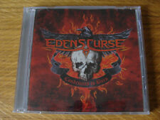 CD Album: Eden's Curse : Condemned To Burn : Demos and Live Versions Sealed