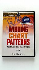 Winning Chart Patterns - 7 Patterns That Really Work with Ed Downs (DVD)
