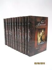 Holman New Testament Commentary by Max Anders, Kenneth Boa & William Kruidenier