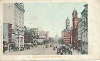WASHINGTON DC - Pennsylvania Avenue - udb - 1905