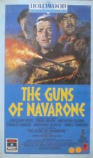THE GUNS OF NAVARONE - VHS