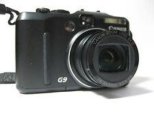 Canon PowerShot G9 12.1 MP Digital Camera - Black