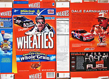 2010 Dale Earnhard Wheaties Cereal Box kz298